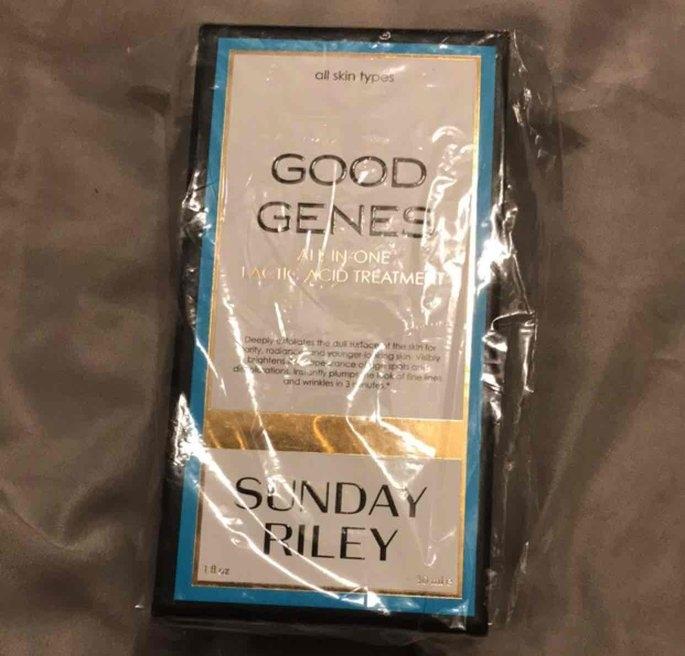 Sunday Riley Good Genes Treatment uploaded by Melanie B.