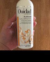 Ouidad PlayCurl Volumizing Styling Spray, 8.5 oz uploaded by Samantha C.