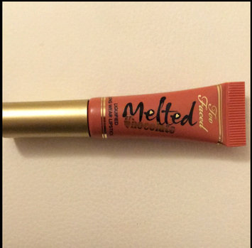 Too Faced Melted Liquified Long Wear Lipstick uploaded by Antonia V.