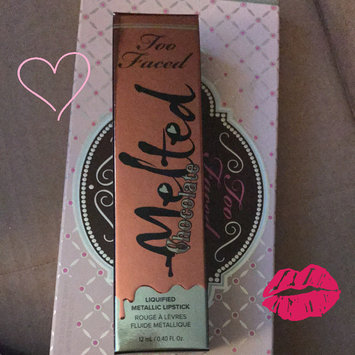 Too Faced Melted Liquified Long Wear Lipstick uploaded by Sophia A.