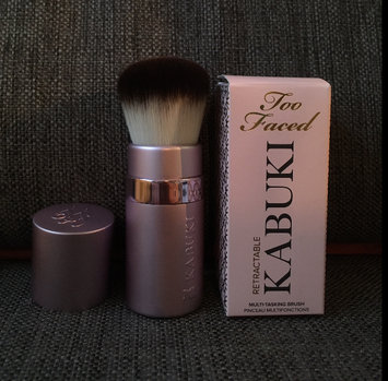 Too Faced Retractable Kabuki Brush uploaded by Carla P.