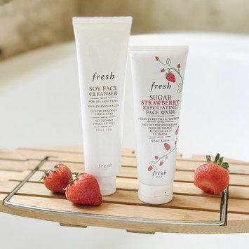 Photo of Fresh Sugar Strawberry Exfoliating Face Wash uploaded by Ashley A.