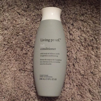 Photo of Living Proof Full Conditioner 8 oz uploaded by Courtney J.