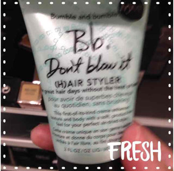 Bumble and bumble Hairdresser's Invisible Oil Primer uploaded by Abbie M.