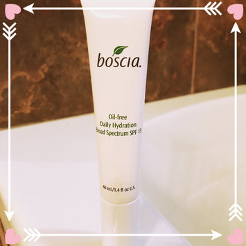 Photo of boscia Oil-Free SPF 15 Daily Hydration uploaded by Mariam B.