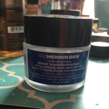 Ole Henriksen Sheer Transformation uploaded by Christine P.