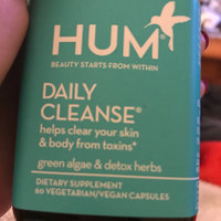 Hum Nutrition Daily Cleanse(TM) 60 Capsules uploaded by Cara E.
