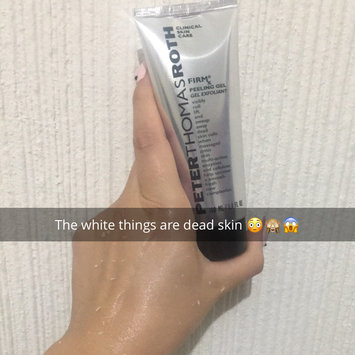 Photo of Peter Thomas Roth FIRMx™ Peeling Gel uploaded by Lizeth G.