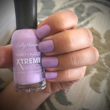 Photo of Sally Hansen® Hard As Nail Xtreme Wear Nail Color uploaded by Nayantara K.