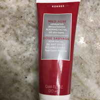KORRES Wild Rose Advanced Brightening Sleeping Facial uploaded by Erin S.