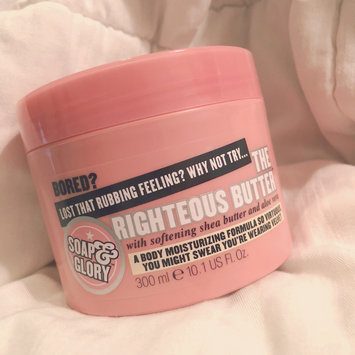 Photo of Soap & Glory The Righteous Body Butter uploaded by Gigi W.