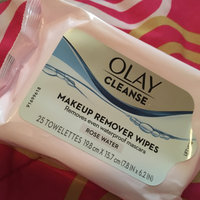 Olay Makeup Remover Wet Cloths uploaded by Angela B.