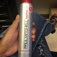 Paul Mitchell Hot Off The Press Thermal Protection Hairspray uploaded by Julie R.