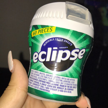 Wrigley's Eclipse Spearmint Sugarfree Gum - 60 CT uploaded by Glory M.