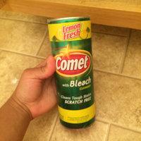 Comet Lemon Fresh Disinfectant Cleanser, 21 Oz uploaded by Wilka B.