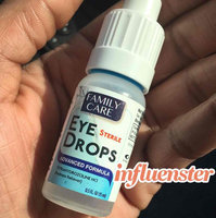 Family Eye Drops, Advanced Formula, 0.5-Ounce Bottles (Pack of 24) uploaded by Jackee B.