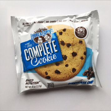 Photo of Lenny & Larry's The Complete Cookie, Chocolate Chip, 4 oz, 12 ct uploaded by Abbey R.