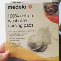 Medela 100% Cotton Washable Nursing Pads uploaded by Clarissa M.