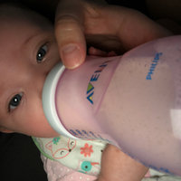 Avent Natural 9 oz Pink Bottle, Polypropylene uploaded by karissa g.