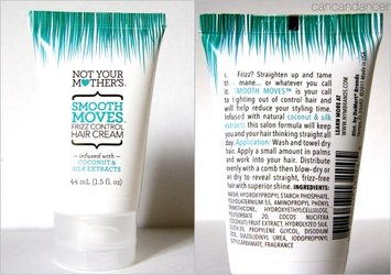 Not Your Mother's® Smooth Moves Frizz Control Hair Cream image uploaded by Laura O.