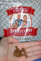 Newman's Own Adult Cat Formula Dry Cat Food uploaded by Crystal W.
