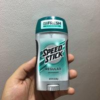 Speed Stick Deodorant Regular,Regular uploaded by Pedro M.
