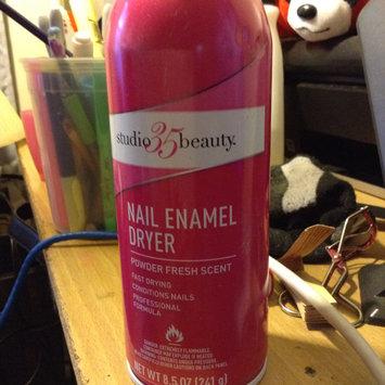 Photo of Studio 35 Beauty Nail Enamel Dryer Aerosol Fresh Scent uploaded by Mookie M.