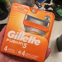 Gillette® Fusion5™ Razor uploaded by Kat D.