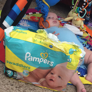 Pampers Swaddlers Diapers Size 2 Jumbo Pack uploaded by Aleksandra D.