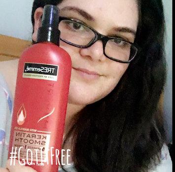 TRESemmé Keratin Smooth Heat Protection Shine Spray uploaded by Jessica R.
