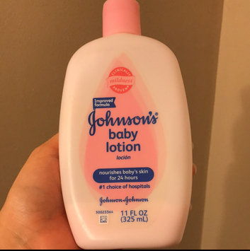 Photo of Johnson's® Baby Lotion uploaded by Sandy S.