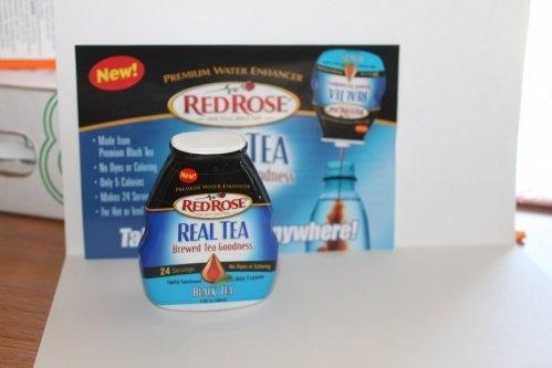 Red Rose® Real Tea Earl Premium Water Enhancer uploaded by Bernadette C.