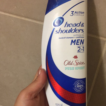 Photo of Head & Shoulders Old Spice 2-in-1 Anti-Dandruff Shampoo + Conditioner uploaded by Adriana A.