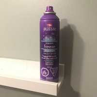 Aussie Instant Freeze Aerosol Hairspray uploaded by Carissa H.