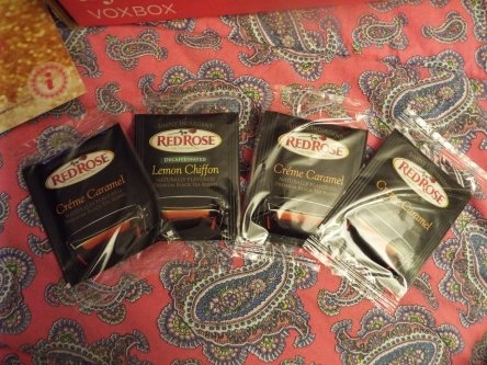 Red Rose® Simply Indulgent Tea uploaded by Joanna P.