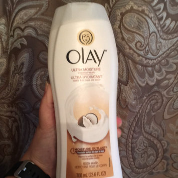 Photo of Olay Ultra Moisture Shea Butter Body Wash uploaded by Amber M.