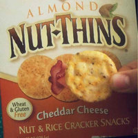 Blue Diamond Nut-Thins Almond Nut-Thins Cheddar Cheese uploaded by Madee B.
