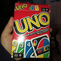 Mattel UNO Card Game uploaded by Evelyn H.