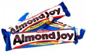 Photo of Hershey's Almond Joy Candy Bar uploaded by Shannon