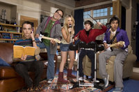 The Big Bang Theory uploaded by Brittany L.