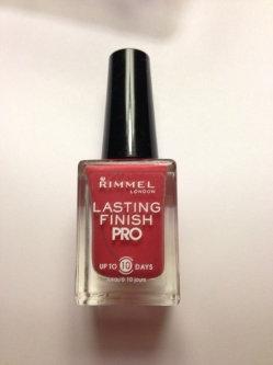 Rimmel Lasting Finish Pro Nail Enamel uploaded by Paige J.