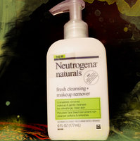 Neutrogena Naturals Fresh Cleansing + Makeup Remover uploaded by Odyssey G.