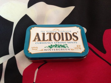 Photo of Altoids Curiously Strong Cinnamon Mints uploaded by Vanessa M.