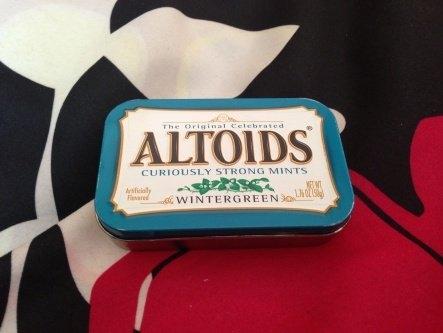 Altoids Cinnamon Mints uploaded by Vanessa M.