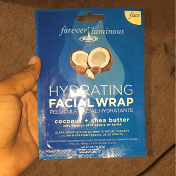 Photo of My Spa Life Coconut Plus Shea Butter Hydrating Facial Pellcule Facial Wraps - Total 6 Treatment, 2 Pack Of 3 uploaded by Saharatu A.