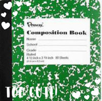 Penway Composition Notebook - School Supplies uploaded by Brandy D.
