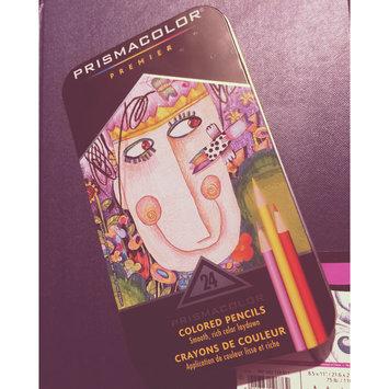 Photo of Sanford Prismacolor Premier Colored Pencils Set uploaded by amry l.