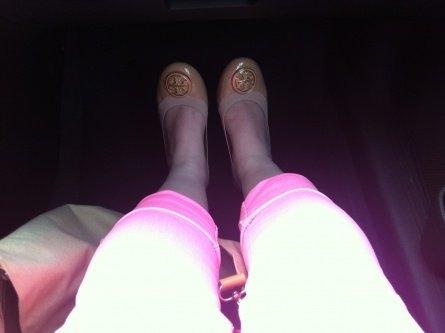Tory Burch Flat Shoes uploaded by Lauren T.