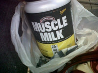 CytoSport  Muscle Milk uploaded by
