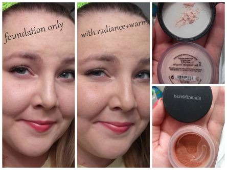 Bare Escentuals bareMinerals Warmth All-Over Face Color uploaded by Anastasia V.